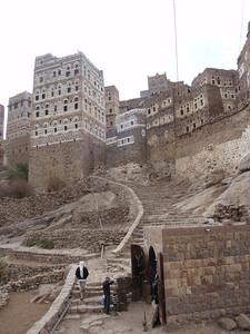 354_Al Hajjarha  The Entrance Stairs