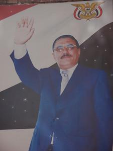 003_Yemen  President Ali Abdullah Saleh  Population 21 millions
