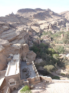 148_Palace of Dar al-Hajar  The Guest Residence and Wadi Dhahr