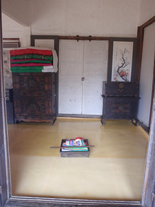 199_Manor House in the Southern Part  The various types of wooden floor are distinguised throughout the house to be cool during hot weather season jpg