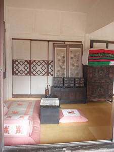 198_Manor House in the Southern Part  The various types of wooden floor are distinguised throughout the house to be cool during hot weather season jpg