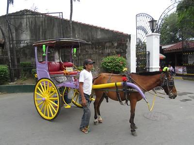 024_Manila  Old Intramuros  Fort Santiago  Plaza De Armas