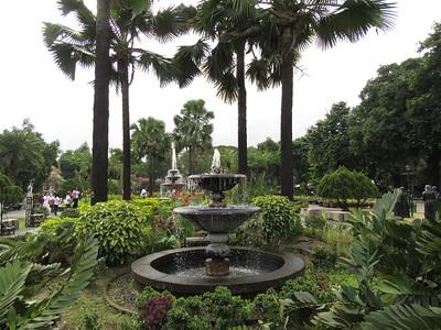 027_Manila  Old Intramuros  Fort Santiago  Plaza De Armas
