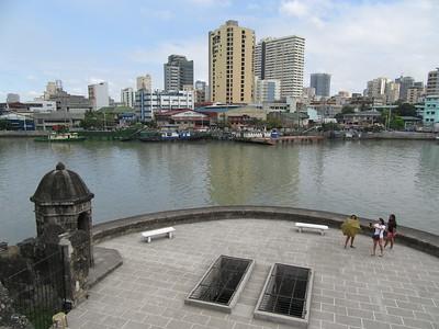 035_Manila  Fort Santiago  Baluarte De Santa Barbara  1592  Built to protect the entrance to the Pasig River