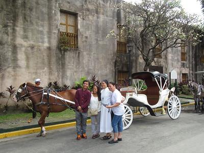 025_Manila  Old Intramuros  Fort Santiago  Plaza De Armas  The Royal Warehouses  1591