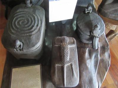 641_Banaue  Museum of Cordilleran Sculptures  Shaman's Ceremonial Boxes