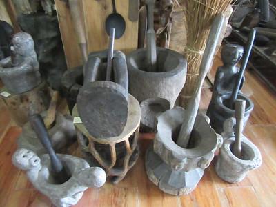 669_Banaue  Museum of Cordilleran Sculptures  Idolized Mortars