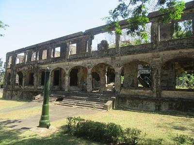 179_Corregidor Island  Fort Mills Headquarters and Chapel