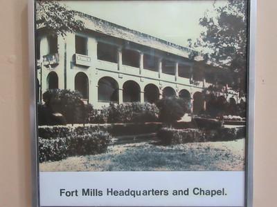 180_Corregidor Island  Fort Mills  Headquarters and Chapel