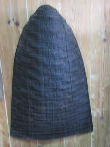 650_Banaue  Museum of Cordilleran Sculptures  Rain Cape