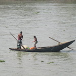 255_Hularlat to Dhaka  Cruise  Rocket steamer  1938  Travelling by boat is a way of life