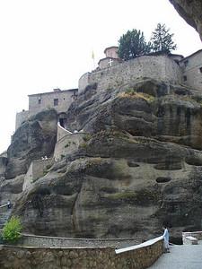 087_Meteora_Monastery_Varlaam_Stairs