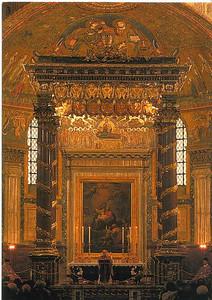 0052_Roma_Basilica_di_Santa_Maria_Maggiore_The_High_Altar