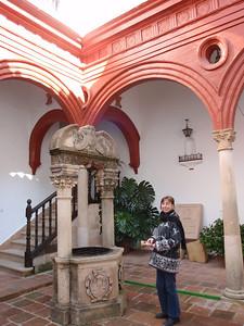 100_Ronda  Mondragon Palace  15th  C  Mudejar Style  Luce