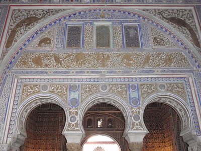 260_Hall of Ambassadors  Sophisticated Stuc Ornamentation