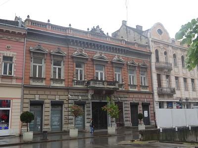 114_Novi Sad  Old Town  Liberty Square