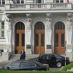 068_Belgrade  Built by ruling  Prince Milos Obremovic, 1815-1889, The Main Control Building