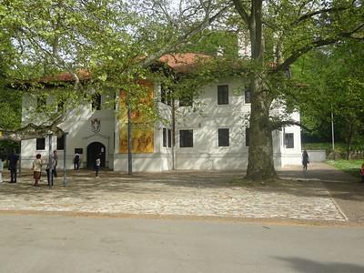 088_Belgrade  Topciderski Park  Prince Milos's Residence