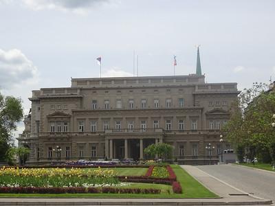 053_Belgrade  City Center  Republic Square