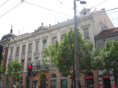 051_Belgrade  City Center  Republic Square
