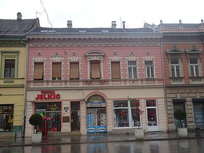 113_Novi Sad  Old Town  Liberty Square