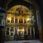 063_Belgrade  Built by ruling  Prince Milos Obremovic, 1815-1889  Ascencion Church  Serbian Orthodox