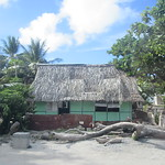 108_Tarawa Atoll  Betio  Common House  Population 20,000 crammed into half a square mile, which is roughly the population density of Hong Kong